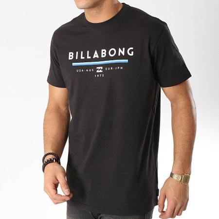 Billabong Unity T-shirt homme-Noir Toutes Tailles