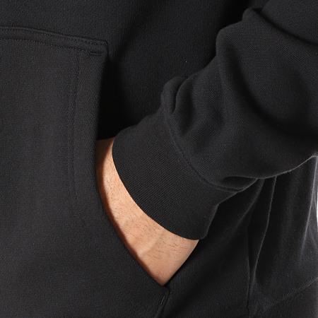 adidas Sweat Zippé Capuche Radkin FZH DU8139 Noir Blanc