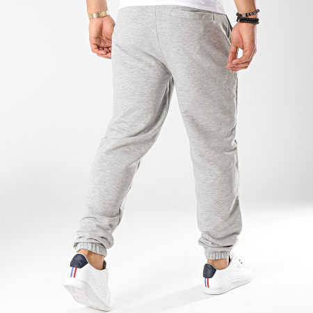New Era - Pantalon Jogging Wordmark Los Angeles Lakers 11904438 Gris Chiné
