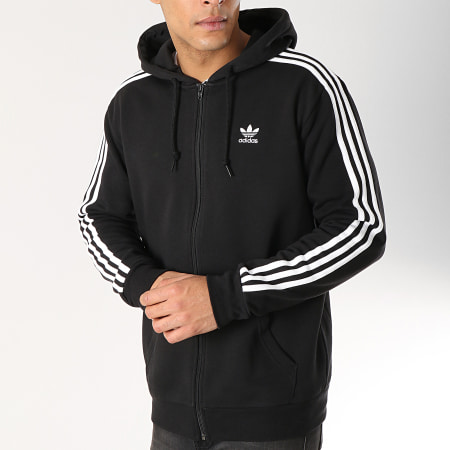 sweat noir adidas
