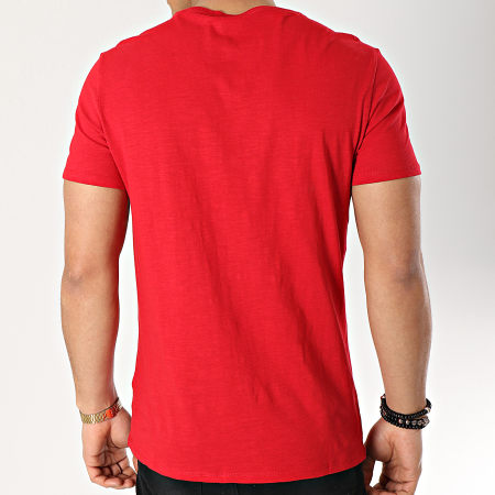 Guess - Tee Shirt M92I17K6XN0 Rouge