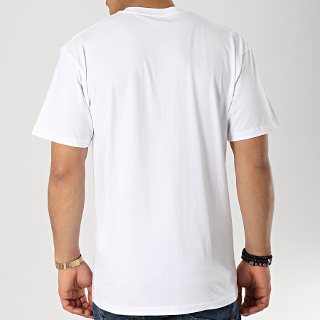 Vans - Tee Shirt Classic Blanc Noir