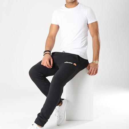Ellesse - Pantalon Jogging Molleton 1034N Noir
