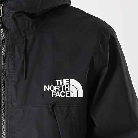 The North Face - Veste Zippée Capuche 1990 Mountain Q Noir