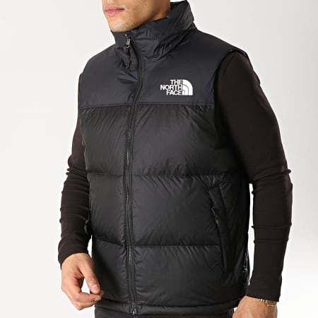 The North Face Doudoune Sans Manches 1996 Nuptse Retro