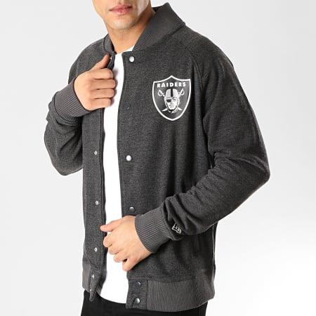 New Era Teddy Core Jersey Varsity Oakland Raiders 11860017