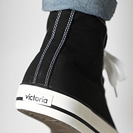 Victoria - Baskets 06500 Black