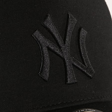 New Era - Casquette Trucker Essential Jersey New York Yankees 11871548 Noir