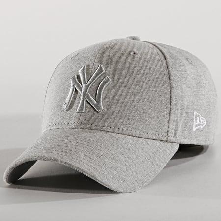 New Era - Casquette De Baseball Essential Jersey 940 New York Yankees 11871551 Gris Chiné
