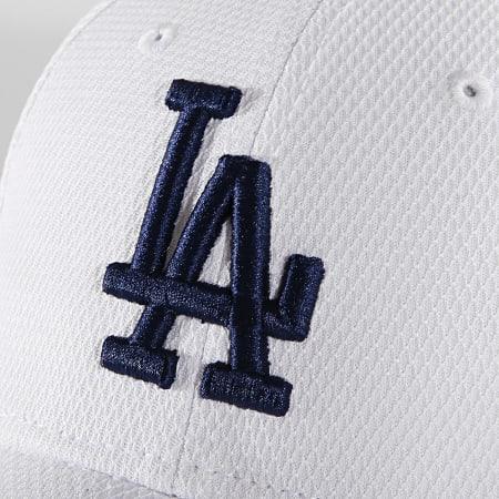 New Era - Casquette De Baseball Femme 940 Diamond Los Angeles Dodgers 11871590 Blanc