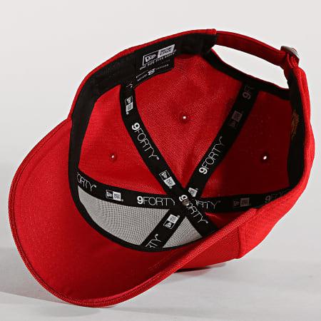 New Era - Casquette De Baseball Hex Pattern 940 Manchester United 11871617 Rouge
