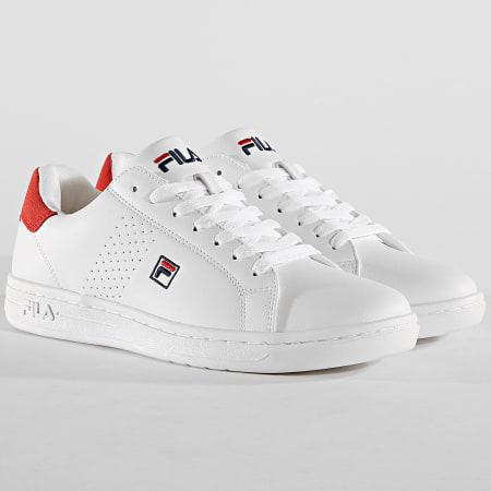 Fila - Baskets Crosscourt 2 Low 1010276 02A White