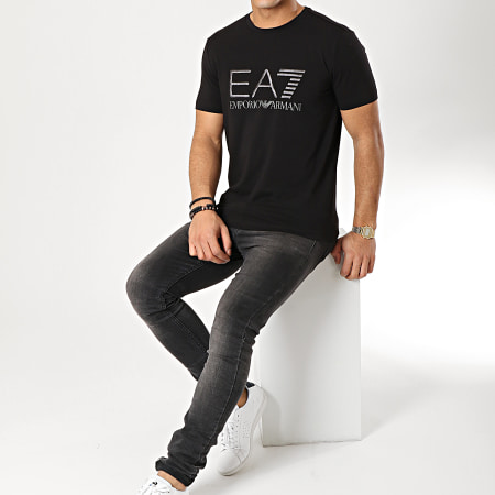 EA7 - Tee Shirt 3GPT03-PJ03Z Noir