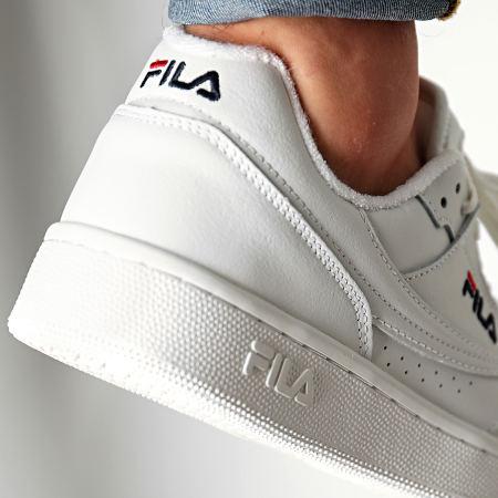 Fila - Baskets Arcade Low 1010583 1FG White