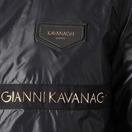 Gianni Kavanagh - Coupe-Vent GKG000893 Noir Doré