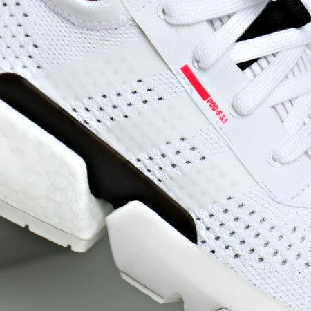 adidas - Baskets POD-S3 1 DB3537 Footwear White Shock Red
