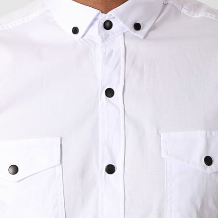 Classic Series - Chemise Manches Courtes 0116 Blanc