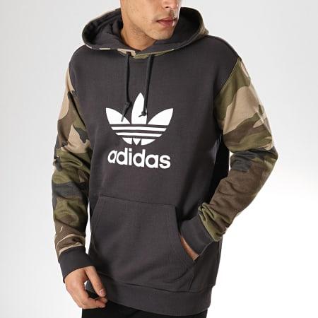 pull camouflage adidas