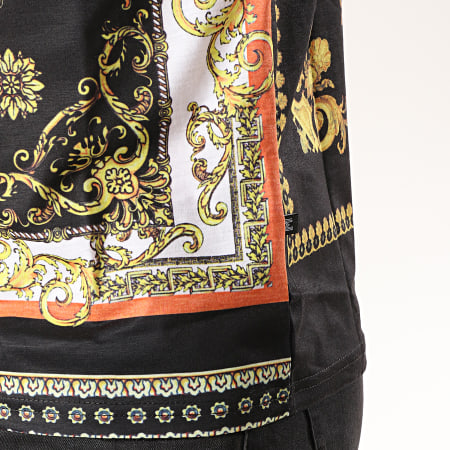 Frilivin - Polo Manches Courtes Renaissance MP913 Noir
