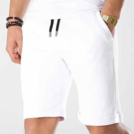 LBO - Short Jogging 645 Blanc