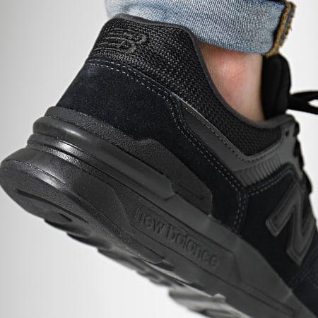 New Balance - Baskets 997H 714401-60 Black