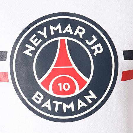 PSG - Sweat Capuche Batman Neymar Jr Blanc
