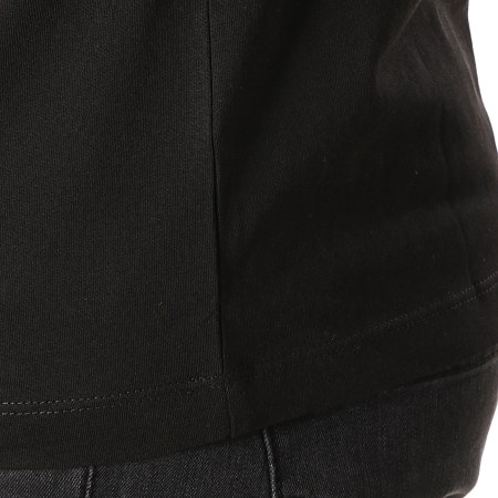 Antony Morato - Tee Shirt Avec Bandes MMKS01477 Noir