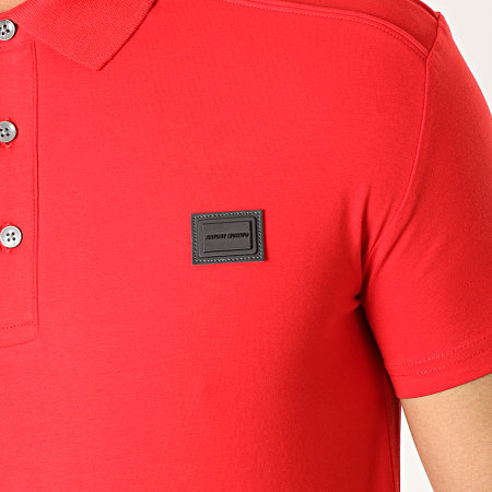 Antony Morato - Polo Manches Courtes MMKS01419 Rouge