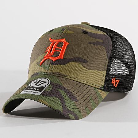47 Brand Casquette D/étroit Tigers Storm Cloud MVP