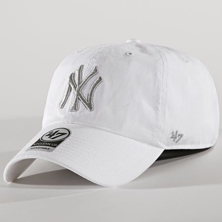 '47 Brand - Casquette New York Yankees Clean Up RGW17GWS Beige