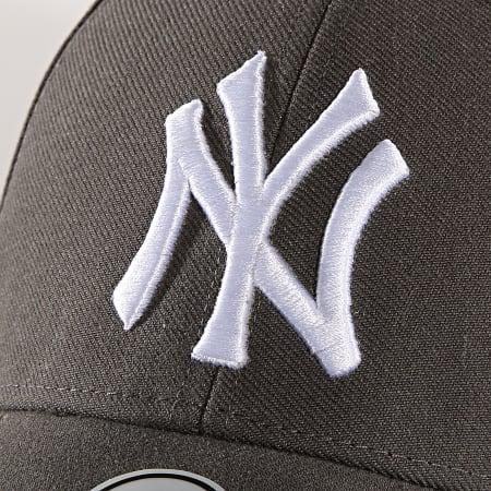 '47 Brand - Casquette New York Yankees MVP MVPTT17WBV Gris Anthracite