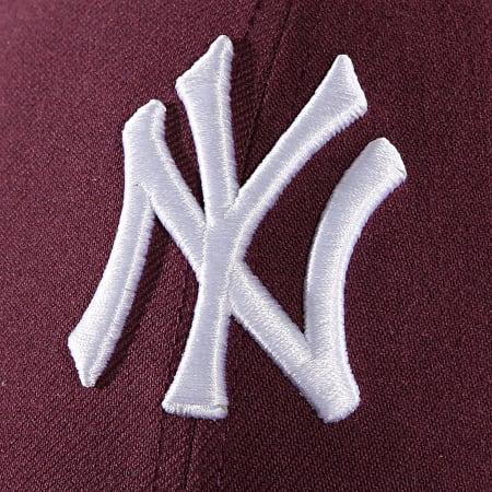 '47 Brand - Casquette New York Yankees MVP MVPSP17WBP Prune