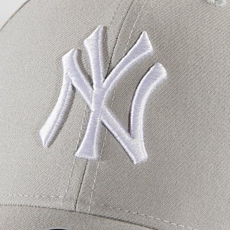'47 Brand - Casquette New York Yankees MVP MVPSP17WBP Gris