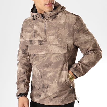 MTX - Coupe-Vent Camouflage 33955 Camel