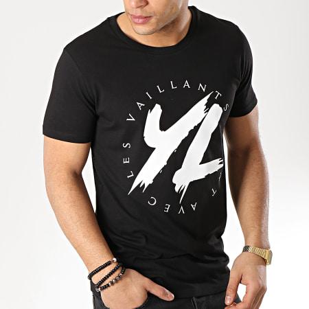 YL - Tee Shirt Logo Noir