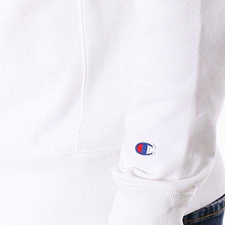 Champion - Sweat Crewneck 212994 Blanc
