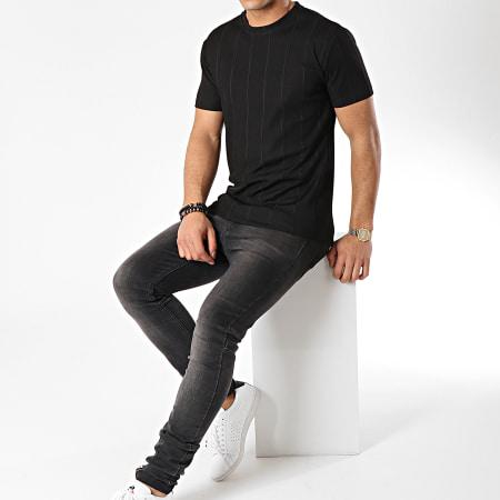 Frilivin - Tee Shirt 5205 Noir