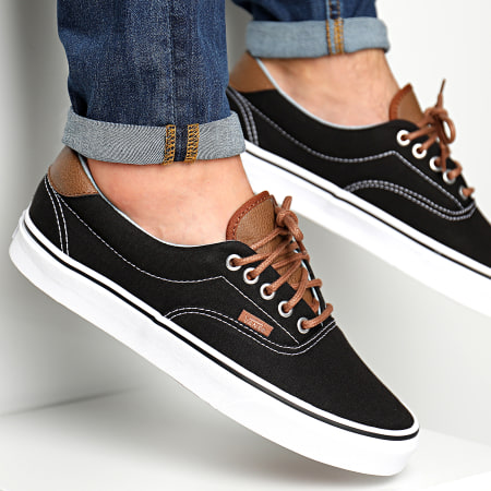 Vans - Baskets Era 59 A38FSQK31 Black Acid Denim