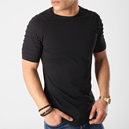 LBO - Tee Shirt Oversize 641 Noir