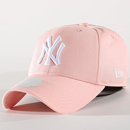 New Era - Casquette Femme League Essential New York Yankees 80489299 Rose