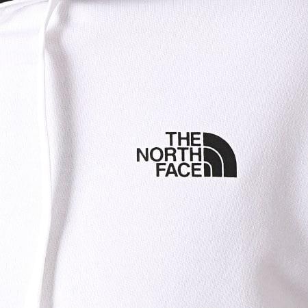 The North Face - Sweat Capuche Drew Peak 2S57 Blanc