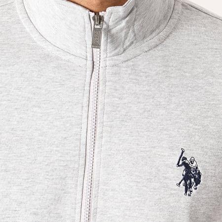 US Polo ASSN - Veste Zippée 18751635-52124 Gris Chiné