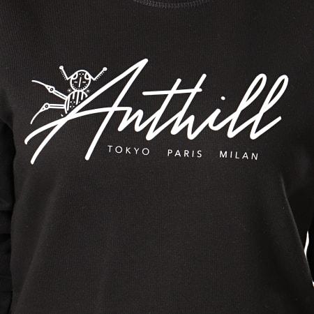 Anthill - Robe Script Noir