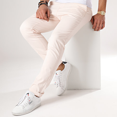 Jack And Jones - Pantalon Chino Marco Bowie Rose