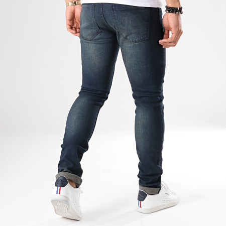 Classic Series - Jean Skinny Mr Red Bleu Brut