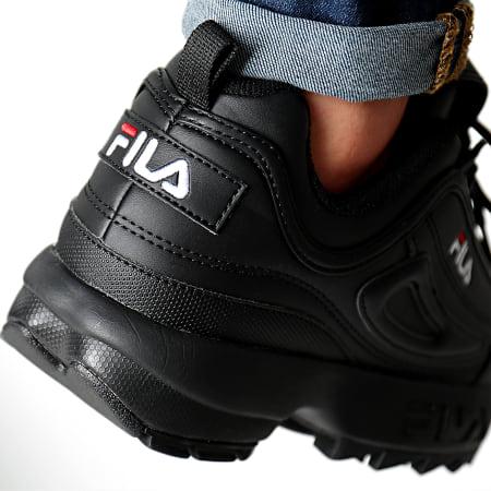 Fila - Baskets Disruptor Low 1010262 12V Black