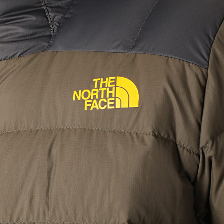 The North Face - Doudoune La Paz CY69 Vert Kaki