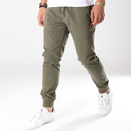 Reell Jeans - Jogger Pant Reflex Rib Vert Kaki