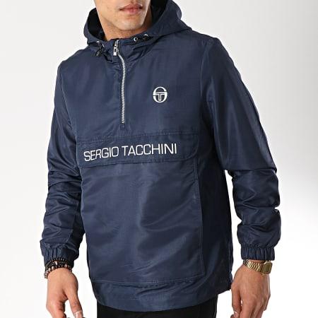 Sergio Tacchini - Veste Outdoor Cinto 37415 Bleu Marine