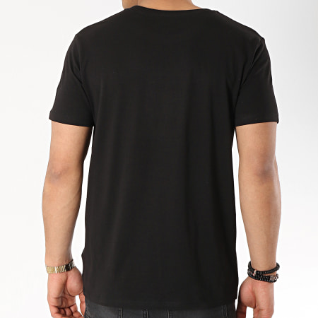 Seth Gueko - Tee Shirt Destroy Noir Doré